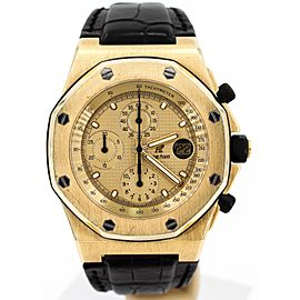 Audemars Piguet Royal Oak Offshore 25770BA Vintage 42mm Mens Watch