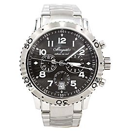 Breguet Type XXI Fkyback 3810ST/92/SZ9 43mm Mens Watch