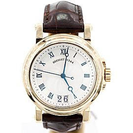 Breguet Marine Big Date 5817BA/12/9V8 39mm Mens Watch