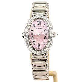 Cartier Baignoire 1955 25mm Womens Watch