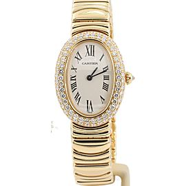 Cartier Baignoire 1954 18mm Womens Watch