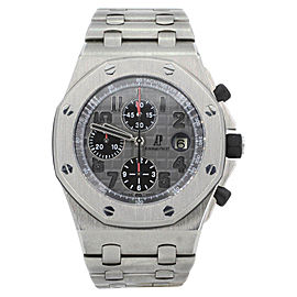 Audemars Piguet Royal Oak Offshore 26170ti.oo.1000ti.01 42mm Mens Watch