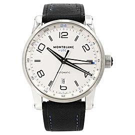 Montblanc TimeWalker Voyager 109333 42mm Mens Watch