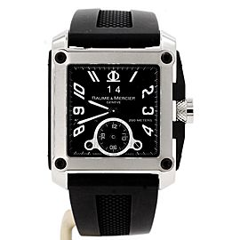 Baume & Mercier Hampton Dualtime M0A08749 37mm Mens Watch