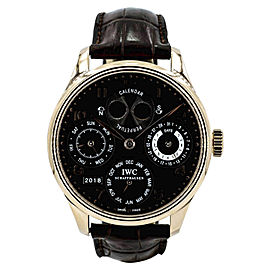 IWC Portuguese IW5032-02 44mm Mens Watch