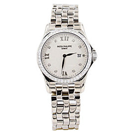 Patek Philippe Calatrava 4906-101g 28mm Womens Watch