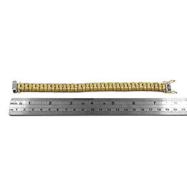 Roberto Coin Appassionata 18K Yellow Gold Diamond Bracelet