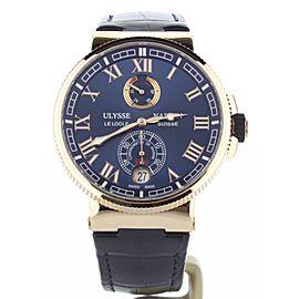 Ulysse Nardin Maxi Marine 1183-126 43mm Mens Watch