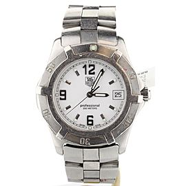 Tag Heuer 2000 WN1111 39mm Mens Watch