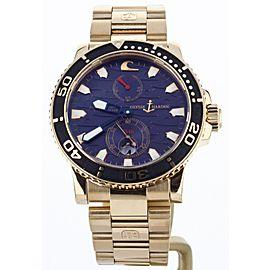Ulysse Nardin Maxi Marine 266-33 43mm Mens Watch