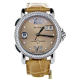 Ulysse Nardin San Marco 223-22-30-09 37mm Womens Watch