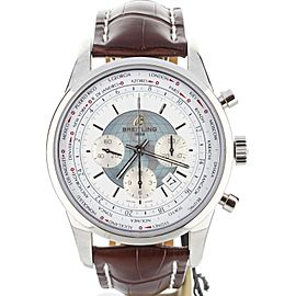 Breitling Transocean AB0510UO/A732 44mm Mens Watch