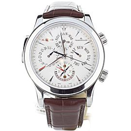 Jaeger Lecoultre Master Grand Reveil Q1638428 44mm Mens Watch