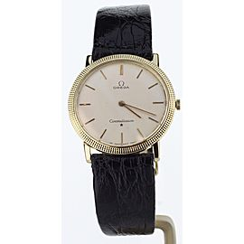 Omega Constellation Vintage 33mm Unisex Watch