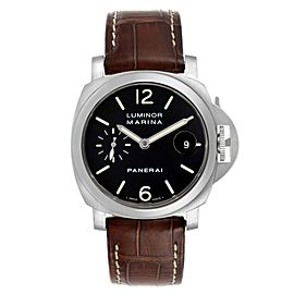 Panerai Luminor Marina Automatic 40mm Watch PAM048 PAM00048 Box Papers