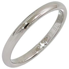 Van Cleef & Arpels Platinum Ring Size 10