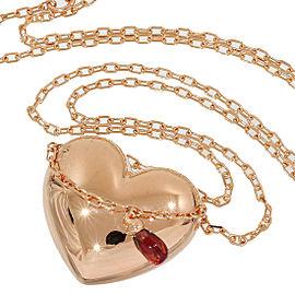 Boucheron 18K Rose Gold Pendant