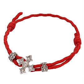 Loree Rodkin 18K White Gold Diamond Bracelet