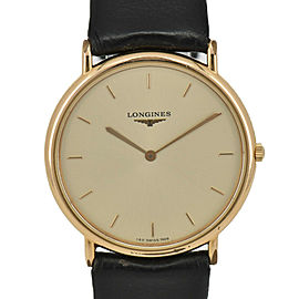 LONGINES Grand classic L4.620.2 gold Dial Quartz Men's Watch