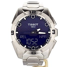 Tissot T-Touch Expert T091.420.44.051.00 45mm Mens Watch