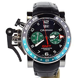 Graham Chronofighter 2OVGS.B12A 47mm Mens Watch