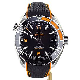 Omega Seamaster Planet Ocean 215.32.44.21.01.001 43.5mm Mens Watch