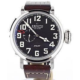 Zenith Heritage Pilot 03.2430.693/21.C723 48mm Mens Watch