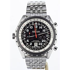 Breitling Chronomatic 24H A22360 44mm Mens Watch