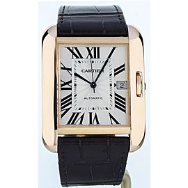 Cartier Tank Anglaise w5310004 36mm Mens Watch