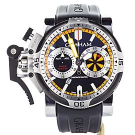 Graham Chronofighter 2OVES.B15A 47mm Mens Watch