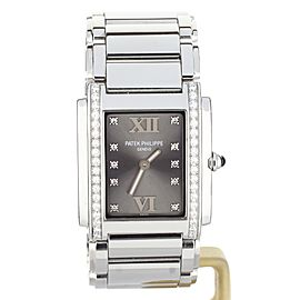 Patek Philippe Twenty-4 4910/10a 25mm Womens Watch