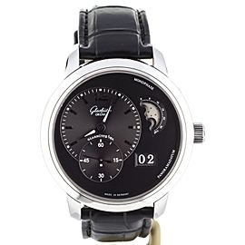 Glashütte Original Panomatic Lunar 1 90-02-43-32-05 40mm Mens Watch