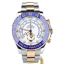 Rolex Yachtmaster II 116681 44mm Mens Watch