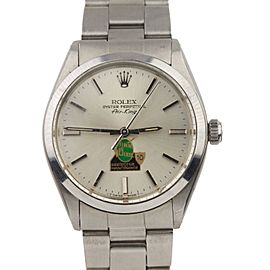 Rolex Air-King 5500 Vintage 34mm Unisex Watch