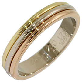 Cartier Trinity Wedding Ring Size 5.75