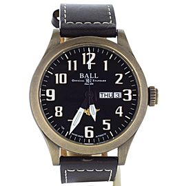 Ball Engineer III Bronze Star MN2186C-L1J-BK 43mm Mens Watch