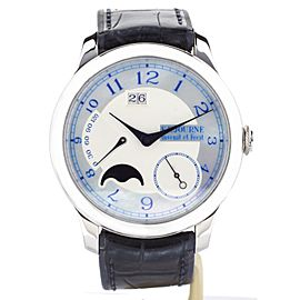 F.P. Journe Boutique Nacre Octa Lune 1300.3 40mm Mens Watch