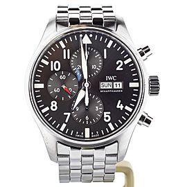 IWC Pilot Chronograph IW377719 43mm Mens Watch