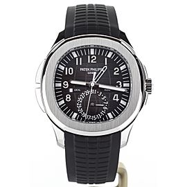Patek Philippe Aquanaut Travel Time 5164A 40mm Unisex Watch