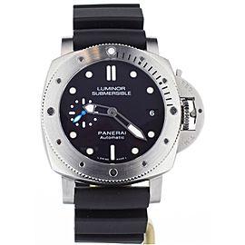 Panerai Submersible PAM00682 42mm Mens Watch
