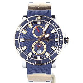 Ulysse Nardin Marine Diver Wave 265-91 43mm Mens Watch