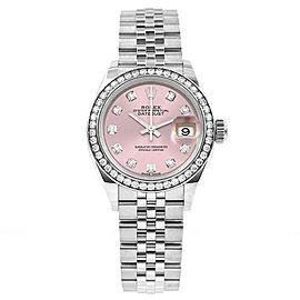 Rolex Diamond 79174 28mm Womens Watch