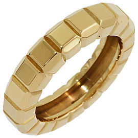Chopard 18K Yellow Gold Ring Size 4.5