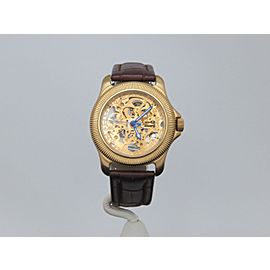 Gold Invicta (Skeleton & Exhibition)
