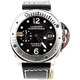 Panerai Luminor Submersible PAM024 44mm Mens Watch