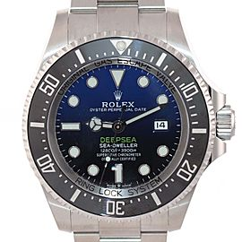 Rolex Sea Dweller Deepsea 126660 44mm Mens Watch