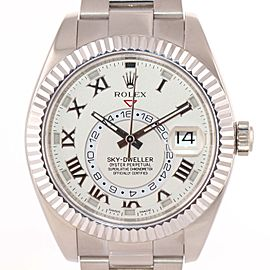 Rolex Sky-Dweller 326939 42mm Mens Watch