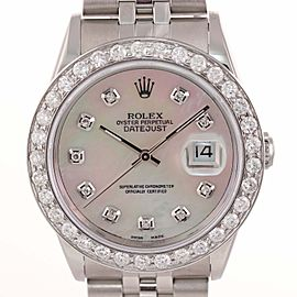 Rolex Datejust 16220 36mm Unisex Watch