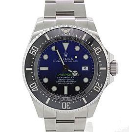 Rolex Sea-Dweller Deepsea 126660 44mm Mens Watch