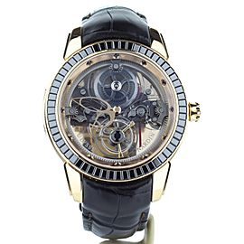 Ulysse Nardin Black Diamond Royal Tourbillion Rose Gold 43mm Case 1 of 1 792-91